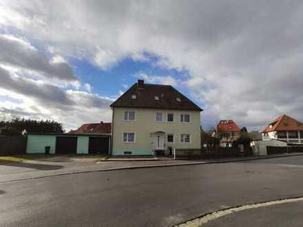 3 Familienhaus im Herzen von Landshut mit Baugrundstück