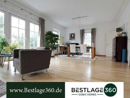 Traumhafte Villa in einmaliger Wohnlage in Kronberg
