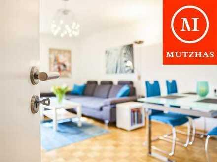 MUTZHAS – Sensationelle Gartenwohnung in Schwabing mit 3 Zimmern!