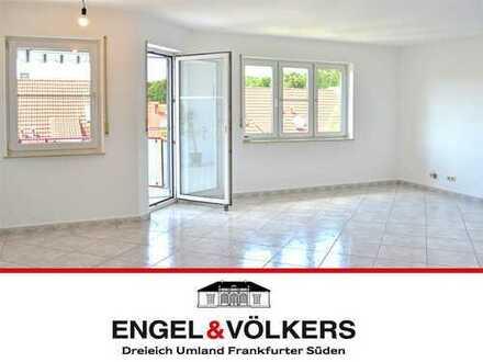 ENGEL & VÖLKERS Helle 3 Zimmer mit Balkon in Steinberg!