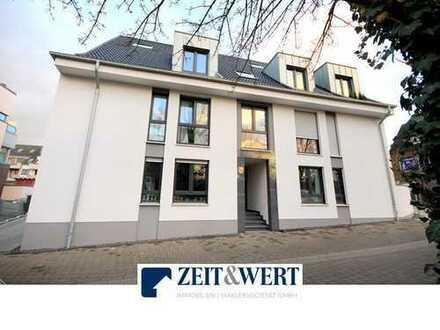 Frechen! Exquisite 3-Zimmer-Maisonette mit Dachterrasse und Stellplatz (LR 3979)