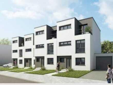 NEUBAUGEBIET mit modernen Stadthäusern und pflegeleichtem Garten***