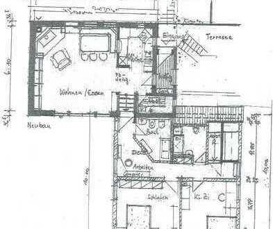 Günstige, geräumige und neuwertige 3-Zimmer-Wohnung
