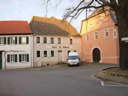Gau Bickelheim- große, herrschaftliche Räume, Ideal zum Arbeiten und Wohnen