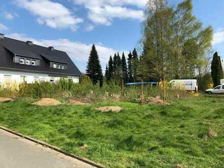 Bauherren aufgepasst: Ländlich gelegenes Baugrundstück in Schwitten