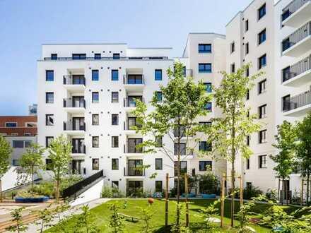 Eleganz in schönen Dimensionen: 4-Zimmer-Wohnung mit 2 Bädern & Balkon