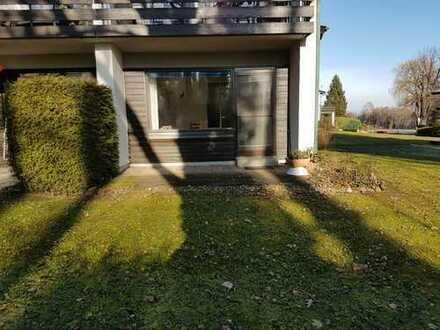 Dießen/Riederau am Ammersee - 1 Zimmer Eigentumswohnung in seenaher Parkanlage - absolut ruhig