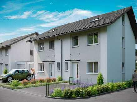 Doppelhaus 1.1. in Freilassing am Sonnenfeld