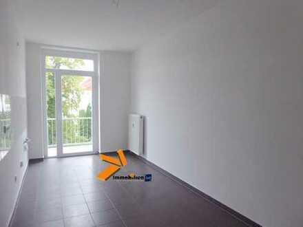 Sonniger Balkon! Helle, schicke 2-Raumwohnung! Leipzig-Leutzsch