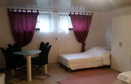 Möbliertes, gepflegtes Zimmer mit EBK und eigener Dusche in Frankenthal