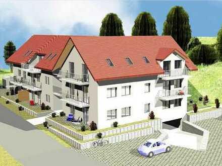 2 - 3-Zimmer Neubau-Eigentumswohnungen in zentrumsnaher Lage