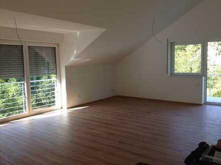 3,5-Zimmer-Wohnun, zentral und naturnah
