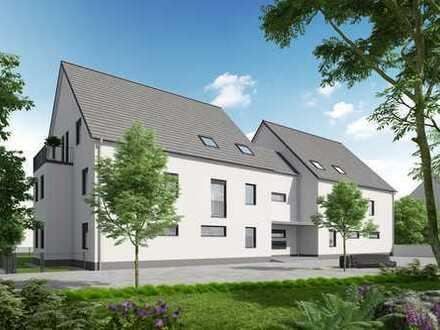 Baubeginn erfolgt - 3 Zimmer Wohnung mit Balkon und Loggia