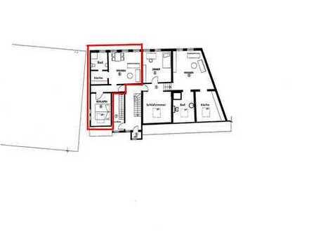 schöne, helle 2 Zimmerwohnung in Reutlingen