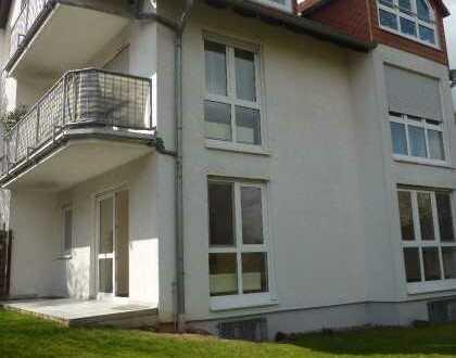 2-3-Fam.-Haus, Nidderau-H., neuwertige EG Whg. mit Terr. und Garten, sof. frei,