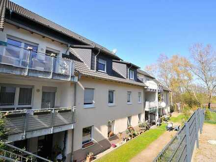 (Nr.8) barrierefreie Seniorenwohnung (Ü60) mit Terrasse WBS erforderlich