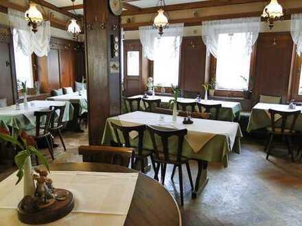 TOP-Lage: Gaststätte mit Zimmervermietung