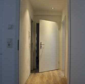 Erstbezug: stilvolle 2-Zimmer-EG-Wohnung mit Einbauküche und Terrasse in Trier-Ruwer