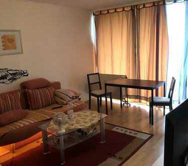 1-Zimmer-Wohnung mit Balkon und Einbauküche in Eppelheim