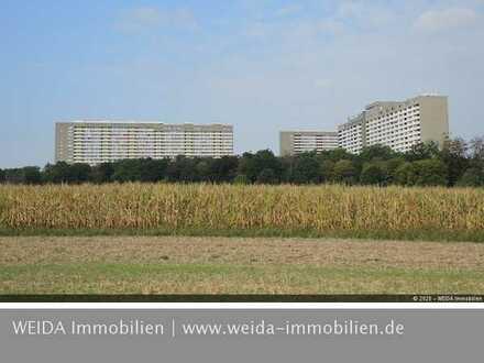 """Seltene Gelegenheit! 2 Zi.- Hochhaus-Wohnung - """"Wohnstadt Asemwald"""" Stuttgart +1 TG-Stellp."""