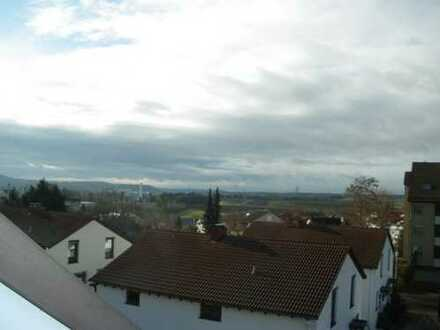 Nur für Nichtraucher: Sehr gepfl. 2-ZW-DG-Wohnung mit Dachterrasse in 71229 Leonberg-Halden