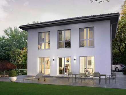 Stadtvilla mit außergewöhnlichem Raumgefühl - Viel Platz für Familie, Hobby und Freunde!