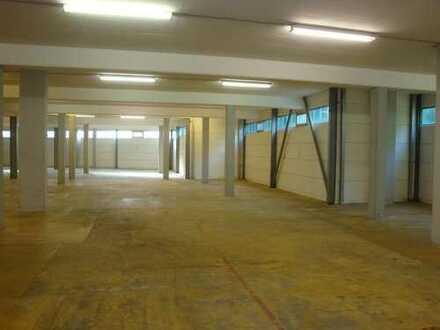 ca. 300 m2 Lagerfläche günstig zu vermieten für Handel