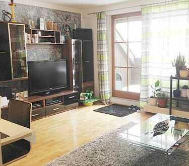 Schöne 3-Zimmer-Wohnung mit großem Balkon in ruhiger Lage