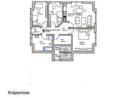 Erstbezug: ansprechende 4-Zimmer-Erdgeschosswohnung mit Terasse im begehrten Stadtteil von Attendorn