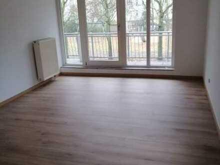 Ansprechende 2-Zimmer-Erdgeschosswohnung mit Balkon in Karlshorst (Lichtenberg), Berlin
