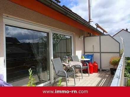 +++ Traumhaft schöne 4 ZKB Maisonettewohnung mit Dachstudio, Balkon, Stellpl. & Garage +++