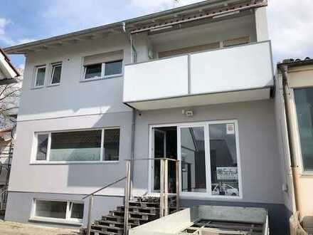 Attraktives Gewerbeobjekt mit Wohnhaus