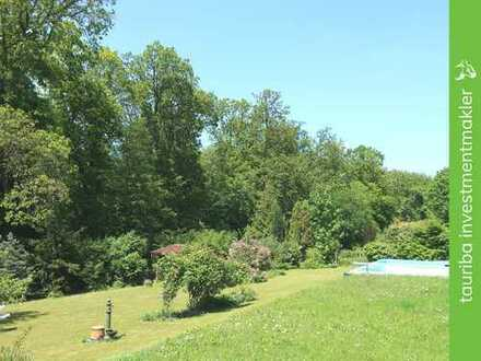 +++Stadtnahes Wohnen mit großem Garten & Swimming-Pool+++
