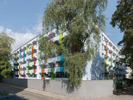 Frisch für Sie renoviert: 1-Zimmer-Wohnung mit Balkon
