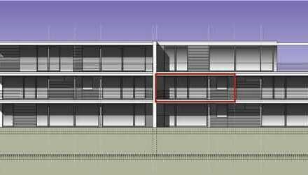 Lichtdurchflutete 3 Zimmer-Wohnung im 1. OG mit großem Balkon