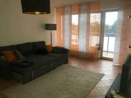 Exklusive, gepflegte 3-Zimmer-Wohnung mit Balkon in Frankfurt- Eckenheim