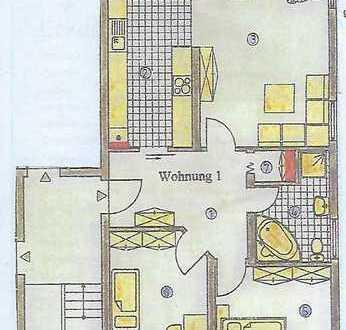 Eigentumswohnung in Thalheim, 3 Zimmer, ein Balkon und eine Terrasse
