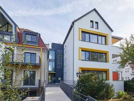 Exklusive 3-ZKB-Wohnung im Herzen von Hünfeld! Erstbezug!