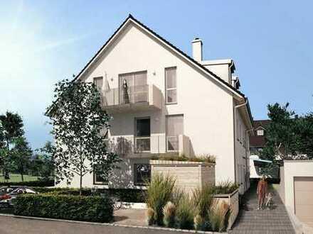 Traumhafte 3-Zi.-Gartenwohnung mit 2 Sonnenterrassen in Höhenkirchen-Siegertsbrunn