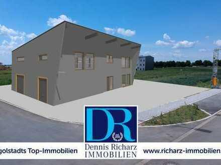 Ausstattung nach Ihren Wünschen! Neubau Büro- und/oder Ladenfläche im Gewerbepark Eitensheim!