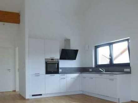 Exklusive 2 Zimmer Wohnung mit Balkon, Einbauküche und Pkw-Stellplatz!