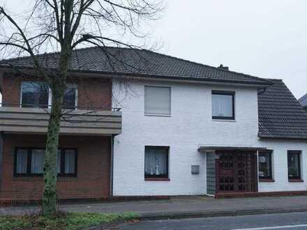 Für Investoren - Vielseitig nutzbares Mehrfamilienhaus in Hemmoor
