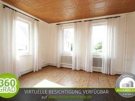 Nur für WGs: ältere, aber gepflegte 3-Zimmer-Wohnung am Ortsrand von Oberboihingen