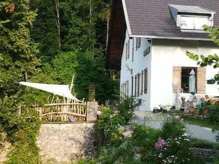 4,5-Zimmer-Wohnung mit Seeblick in Schlehdorf (ab Nov./Dez)