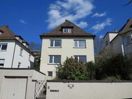 2-3 - Familienhaus m. gr. Garten - Urbanes Wohnen in Esslingen