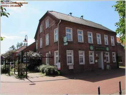 Hotel, Saalbetrieb und Wohnungen in Marienhafe