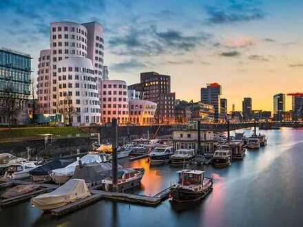 schönes drei Sterne Hotel in zentraler Lage von Düsseldorf abzugeben