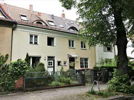 Ein Wohntraum mit historischem Charme, Balkon und Garten