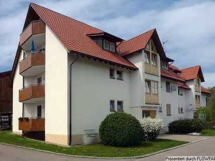 Kapitalanlage! Solide vermietete 3,5-Zimmer-Wohnung in Eberhardzell