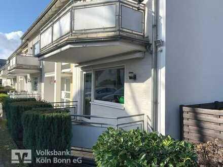 Bonn-Beuel / Pützchen-Bechlinghoven -  Großzügige Eigentumswohnung in ruhiger Lage mit Südbalkon